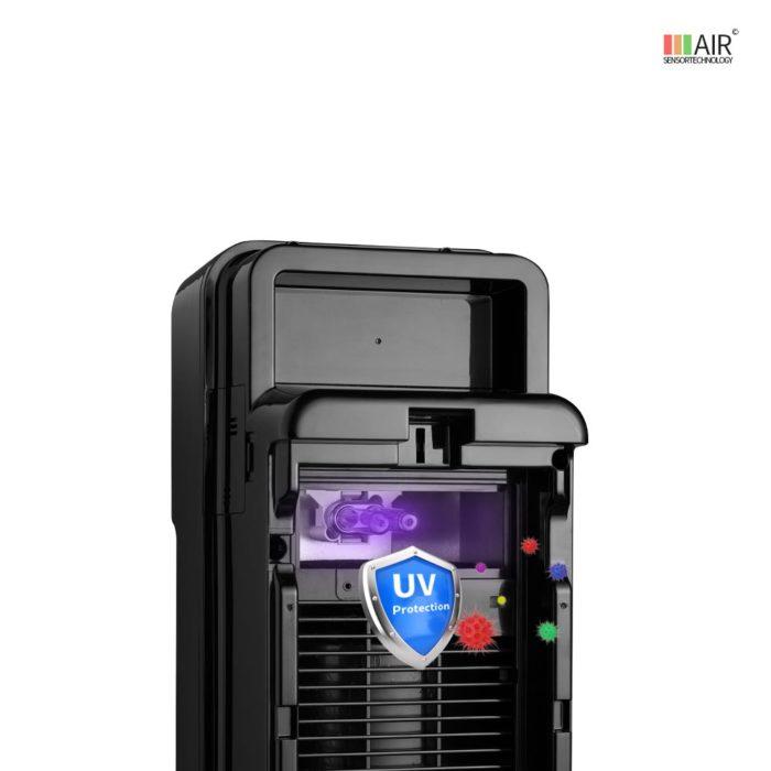 luchtreiniger-met-uv-c-filter