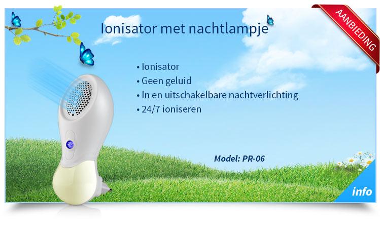 nachtlampje-ionisator