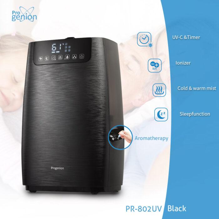 luchtbevochtiger-802-functies