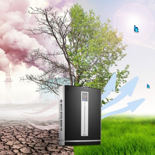 Luchtreinigers tegen ultrafijnstof